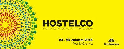 HOSTELCO 2016 - Salón Internacional del Equipamiento para la restauración, hotelería y colectividades