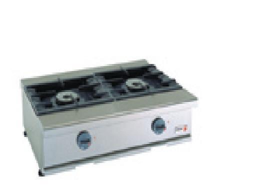Cocina a gas sobremesa CG-200 S FAGOR