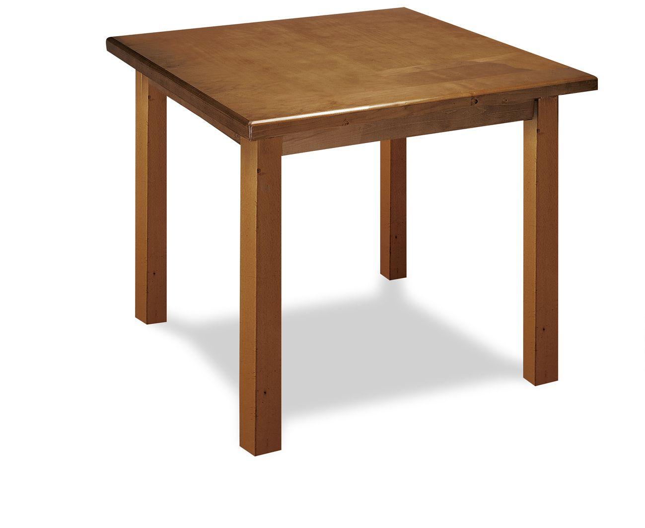 Mesa de cafeteria 17 romero for Mesas de madera bar