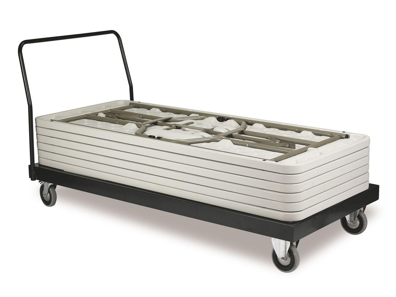 Carro transporte mesas rectangulares 951 for Sillas para carro kiddo