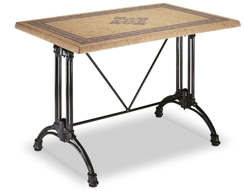 Mesa de bar 364 marmol romero - Pies de mesa de marmol ...