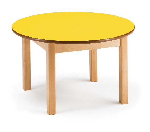 Mesa madera para guarderia - Mesas infantiles madera ...