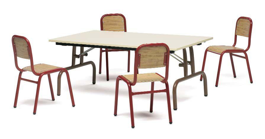 Mesa plegable infantil - Mesa infantil plegable ...