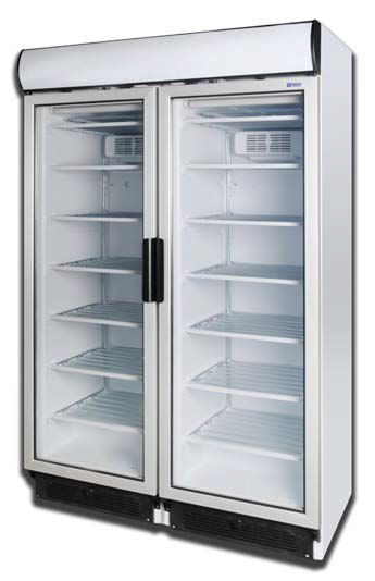 Armario congelacion puerta de cristal difriho 740 ufrl - Armarios de cristal ...