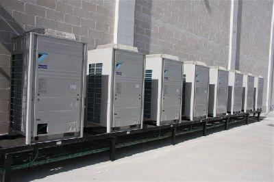 Climatización de la empresa José María Gallizo (Oficinas)